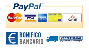 Fattura Free - Metodi pagamento